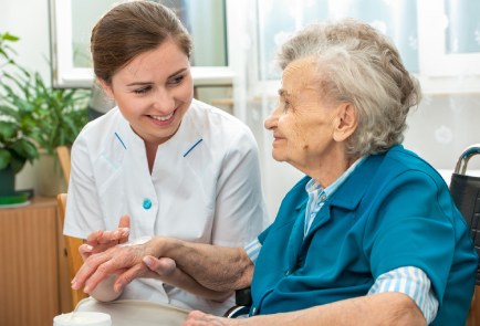 Top 7 Duties Required of </br> a Personal Care Assistant