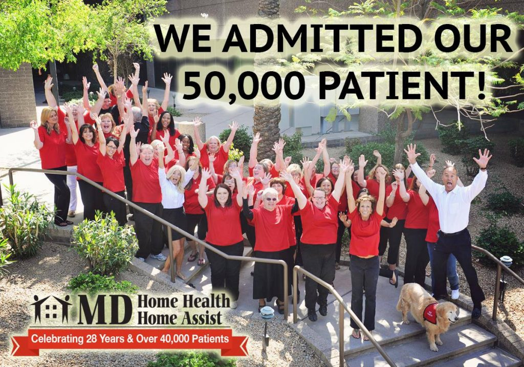 50000 Patient MD Home Health