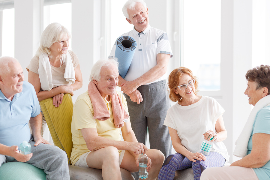 How exercise may help with slow Parkinson's